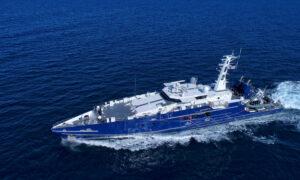 Naval Shipbuilder Rides Australian-US Defence Spending Wave