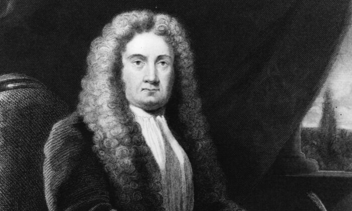 Sir Hans Sloane (1660 - 1753) the British physician, naturalist and botanist, circa 1700. Original Publication: People Disc - HM0017 (Hulton Archive/Getty Images)
