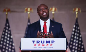 Trump Endorses Sen. Tim Scott for Reelection