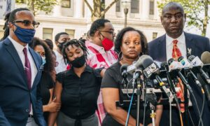 Jacob Blake's Mother Denounces Violence and Destruction