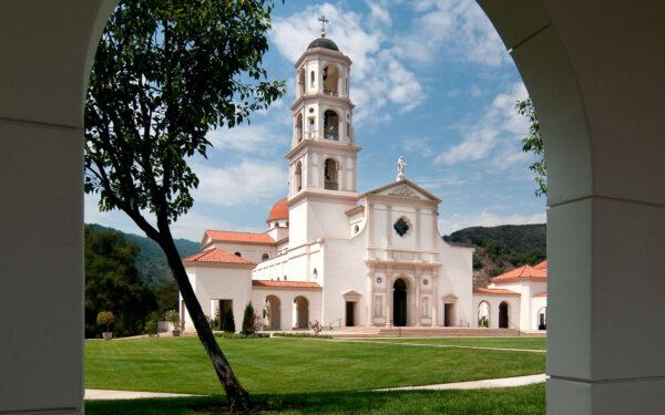 Chapel at Thomas Aquinas College