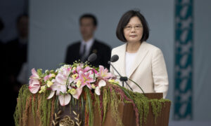 Taiwanese President Lauds Australia's Efforts Protecting Freedom and Democracy
