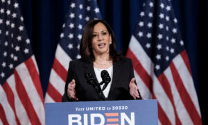 Kamala Harris Offers Rebuttal to Trump's Speech, Criticizes COVID-19 Response