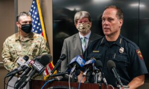 Kenosha Police Chief: Deadly Shootings May Not Have Happened If People Obeyed Curfew