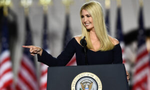 Ivanka Trump Says She Is 'Unapologetically' Pro-Life