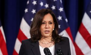 Harris: National Mask Mandate Would Not Be Enforced