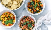 Homemade Salsa Is the Answer to Your Burning Summer Meal Questions
