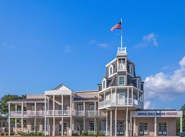 The Admiral Nimitz Museum