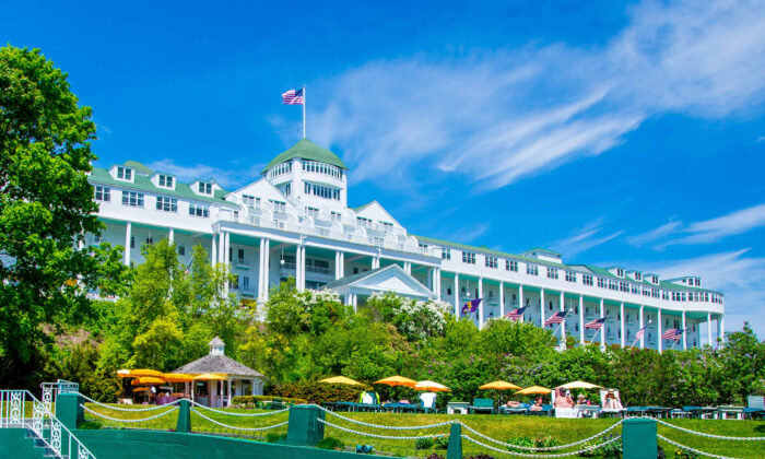 The Grand Hotel. (Courtesy of The Grand Hotel)