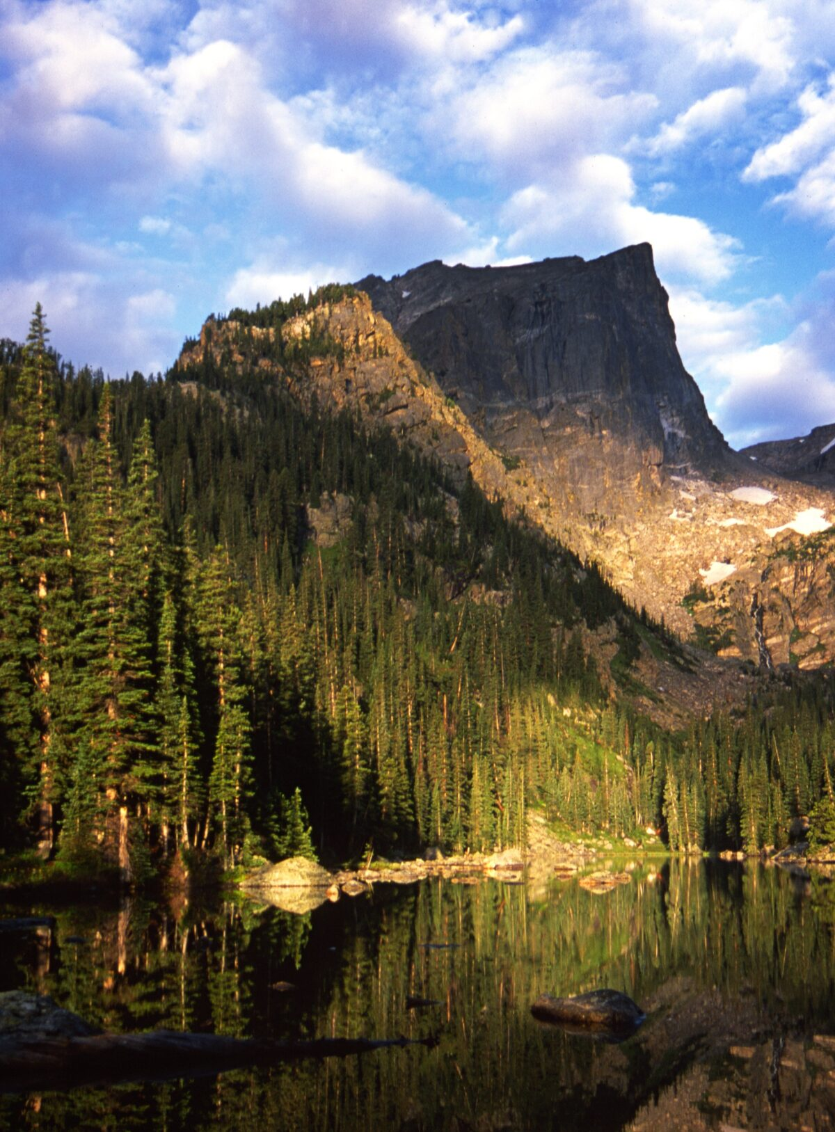 Hallet and Dream Lake