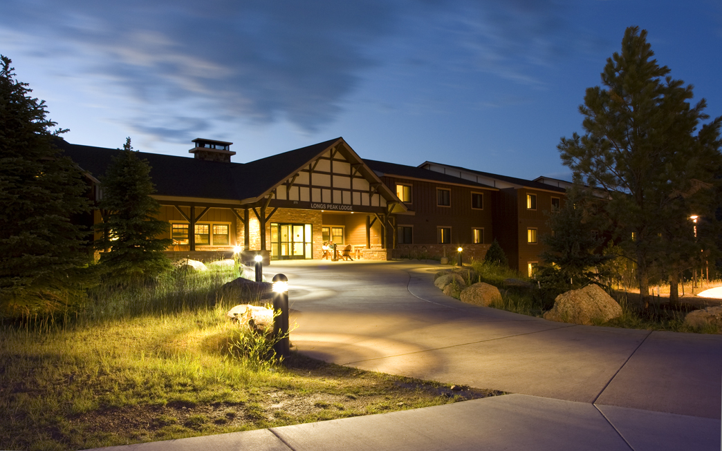 Longs Peak Lodge YMCA - Exterior