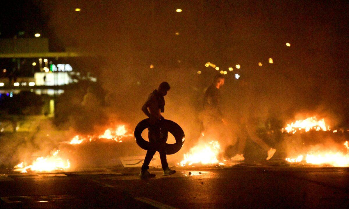 Malmo Riot 5