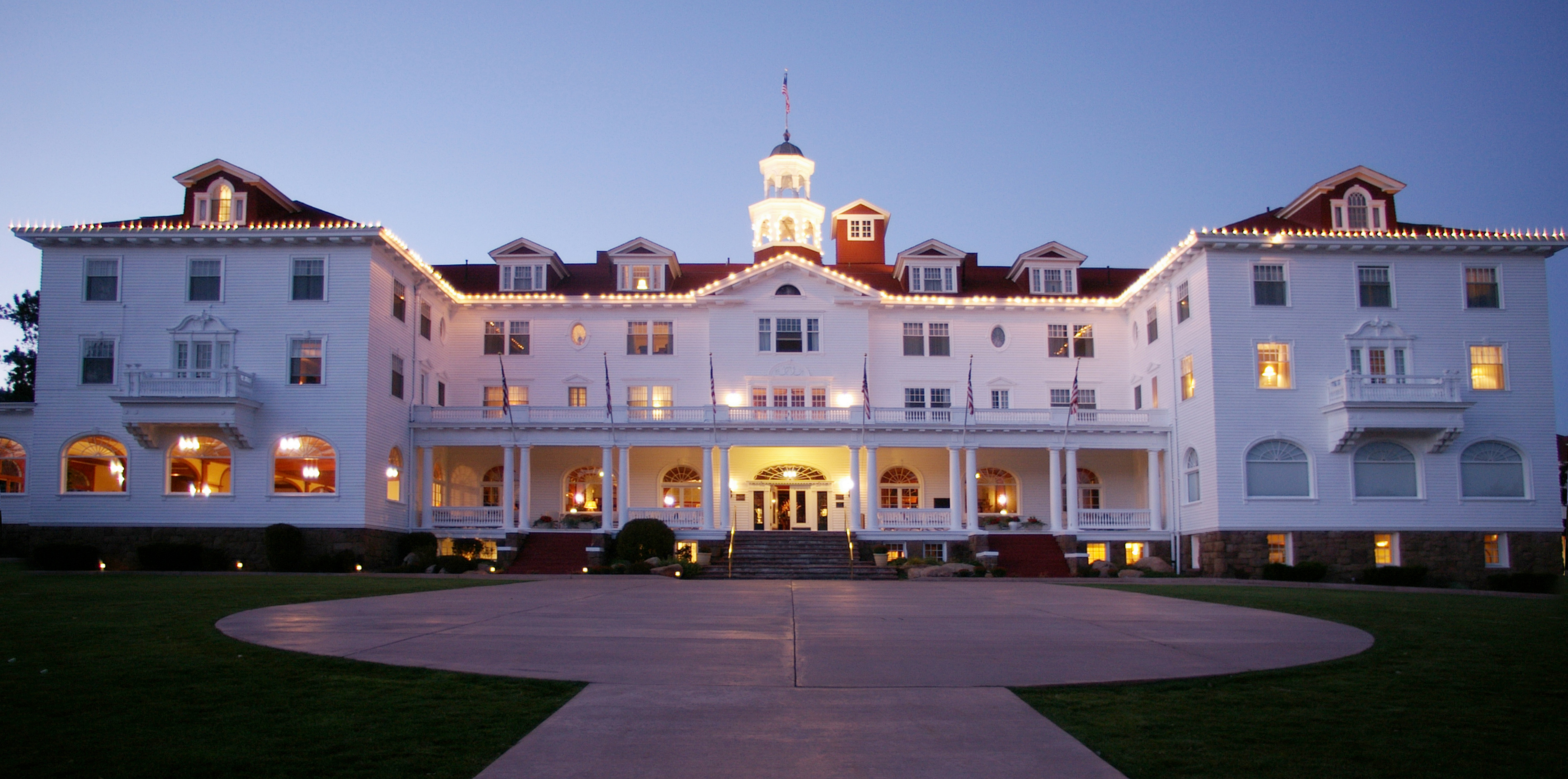 Stanley Hotel High-REs