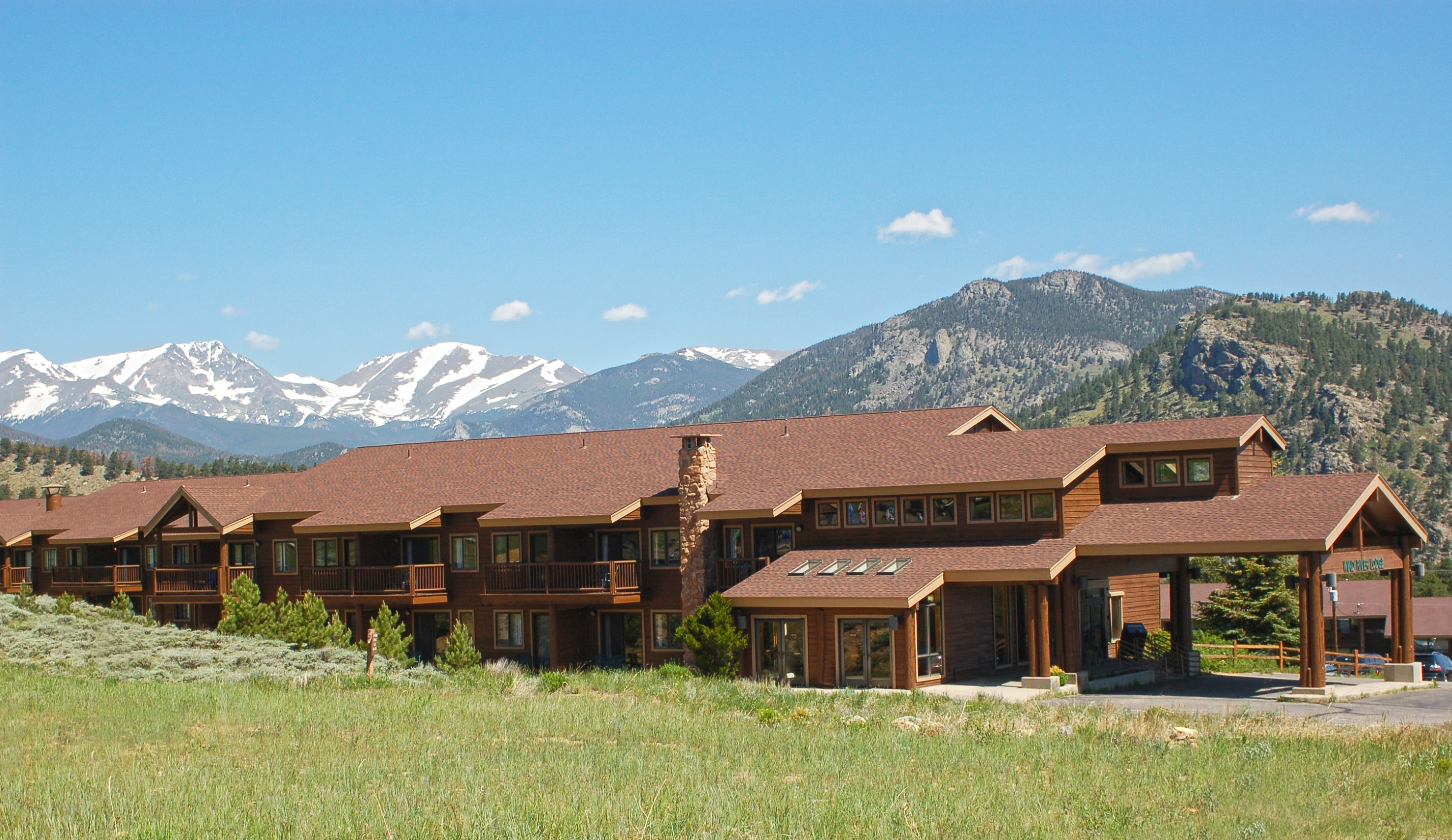 YMCA of the Rockies WindRiver Lodge