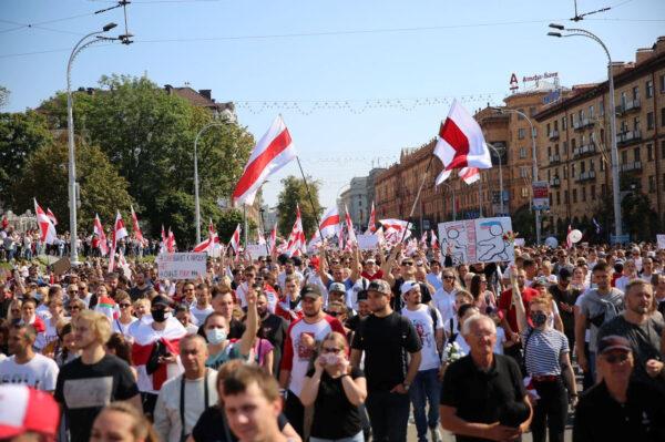 Belarus rally