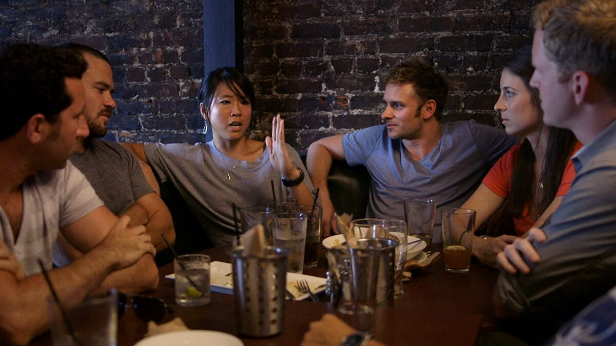 """ER doctors out on the town after hours in """"Code Black"""""""