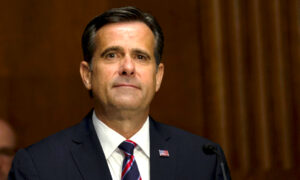 No Intelligence Tying Hunter Biden Emails to Russian Disinformation: Ratcliffe