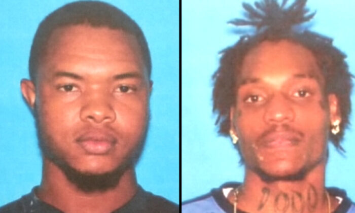 Jeremiah Wesley Penn (L) has reportedly confessed to fatally shooting Johnarian Travez Allen (R).  (Union Springs Police Department)
