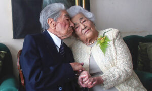 Ecuadorian Husband Aged 110 and Wife 104, Certified as the World's Oldest Married Couple