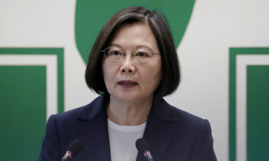 Taiwan President: Drills Show China Is Threat to Region