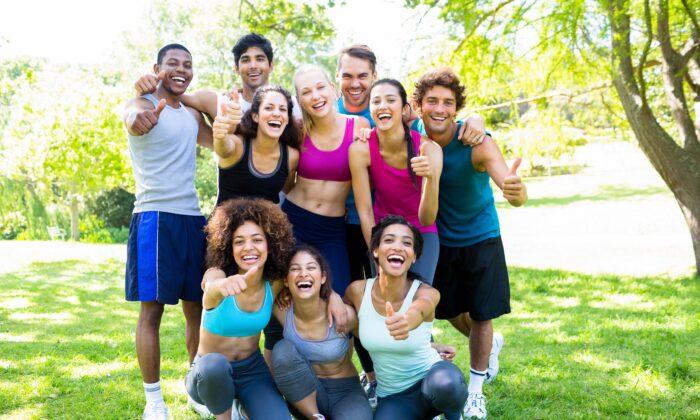 Exercise offers an immediate mood boost with improvements in self esteem. (wavebreakmedia/Shutterstock)
