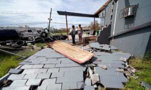 Deaths, Worries About Assistance Mount After Hurricane Laura