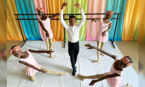 Nigerian Boy Captivates the World With His Ballet, Will Train in the US Next Year