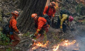 'Fire On All Sides': California Wildfires Prompt More Evacuations, Power Outages