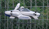 Toyota Successfully Tests Manned Flying Car for the First Time, Plans to Roll out in 2023