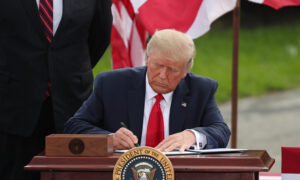 Trump Declares National Emergency Backing Domestic Mining, Will Reduce Reliance on China for Critical Minerals