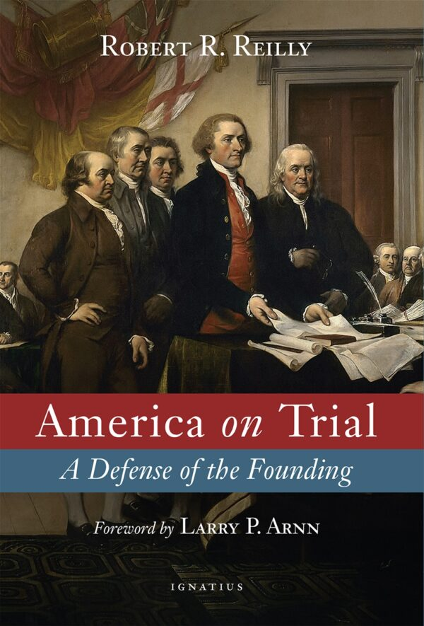 America on Trial Cover