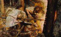 A Harmonious Culture Creates Riches: 'Forging of the Sampo'