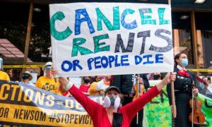 California Extends Eviction Moratorium for Five Months
