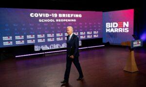 Biden Calls for Live Fact Checking at Presidential Debates