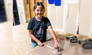 Colorado Girl Scout Troop Makes PPE for Elementary School Using Cookie Money