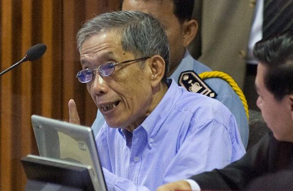 Khmer Rouge commander Kaing Guek Eav