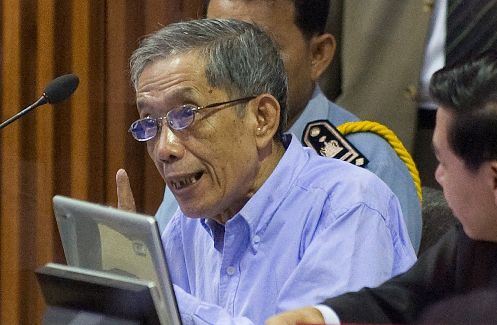Khmer Rouge's chief jailer, 'Duch,' dies in Cambodia at 77
