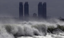 South and North Korea Brace for Two Typhoons Within a Week