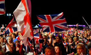 BBC Reverses Decision to Omit 'Rule Britannia' Lyrics