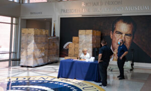Nixon Foundation Donates 700,000 Masks to Orange County Residents