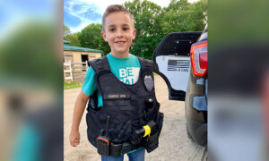 10-Year-Old Ohio Boy Has Raised Over $315,000 to Provide 257 K-9 Bulletproof Vests