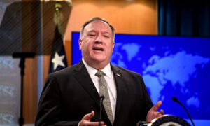 """Pompeo Welcomes """"Historic"""" Intra-Afghan Peace Talks in Qatar"""