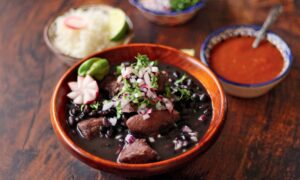 Frijol con Puerco (Pork and Beans)