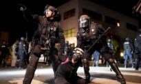 Portland Police Arrest 'BLM' Protesters as Fires, Disruptions Reported Downtown