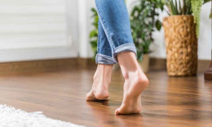 Radiant floor-heating systems are some of the most efficient and comfortable warmth. (Redpixel.pl/Shutterstock)