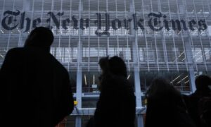 New York Times Reporter Used Racial Slur While Leading Student Trip