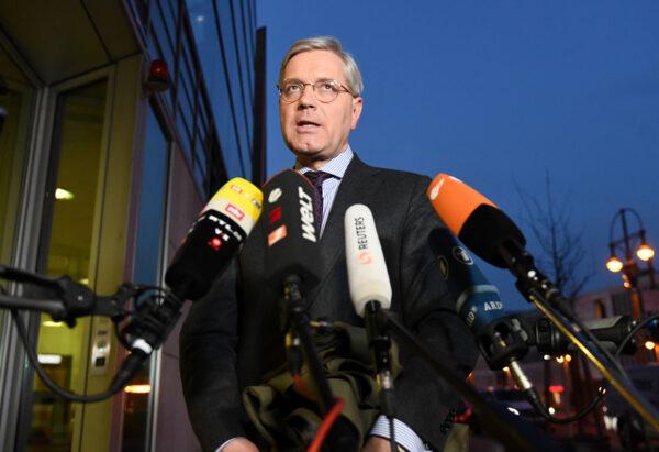 Norbert Roettgen of the Christian Democratic Union (CDU)
