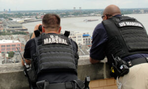 US Marshals Director: 1,300 Missing Children Rescued Since 2016
