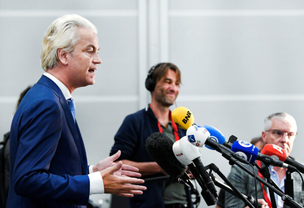 Verdict in Dutch politician Wilders' appeal against discrimination conviction