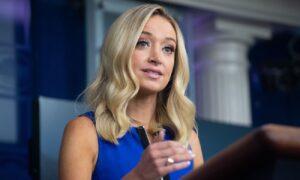 LIVE: Press Secretary Kayleigh McEnany Holds a Press Briefing